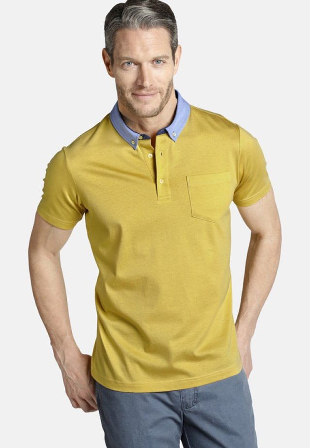 ECTOR - Polo shirt - yellow