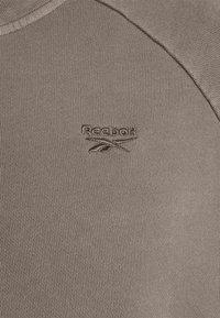 Reebok Classic - HALFZIP - Sweatshirt - trek grey - 2