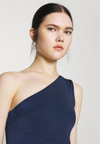 WAL G. - JULIANNA RUCHED DRESS - Iltapuku - navy blue