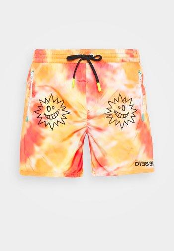 BMBX-WAVE - Swimming shorts - orange/yellow