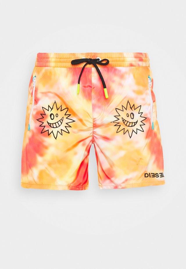 BMBX-WAVE - Badeshorts - orange/yellow