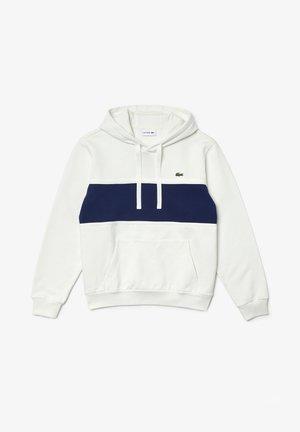 Sweater - blanc / bleu