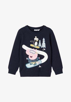SCHORSCH PIG - Sweater - dark sapphire