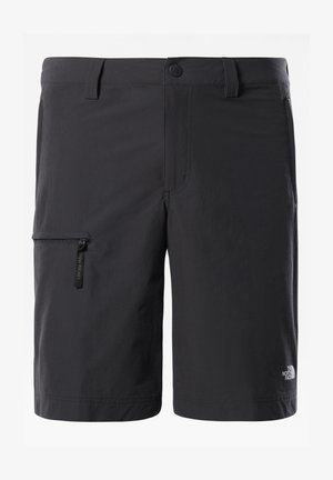 M RESOLVE SHORT - EU - Korte sportsbukser - asphalt grey