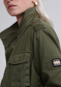 Superdry - Summer jacket - chive - 4