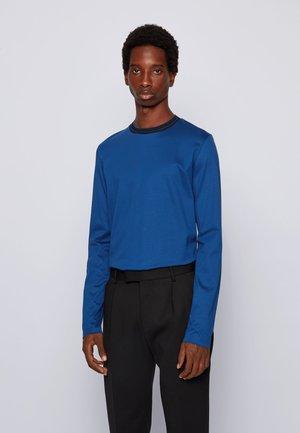 TENISON - Long sleeved top - dark blue