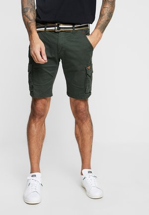 Shorts - rosin green