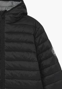 Staccato - TEENS BIG - Winter jacket - black/grey - 3
