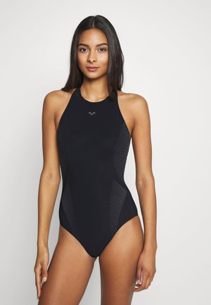 MASAMI EMBRACE BACK ONE PIECE - Swimsuit - black