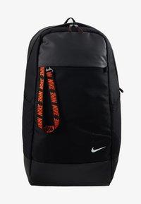 Nike Sportswear - ESSENTIALS UNISEX - Ryggsekk - black/white - 6