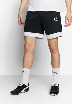 CHALLENGER SHORT - Sports shorts - black/halo gray