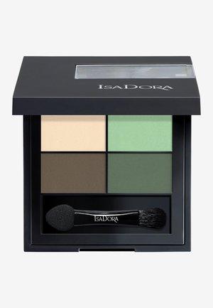 EYESHADOW QUARTET - Eyeshadow palette - neo mint
