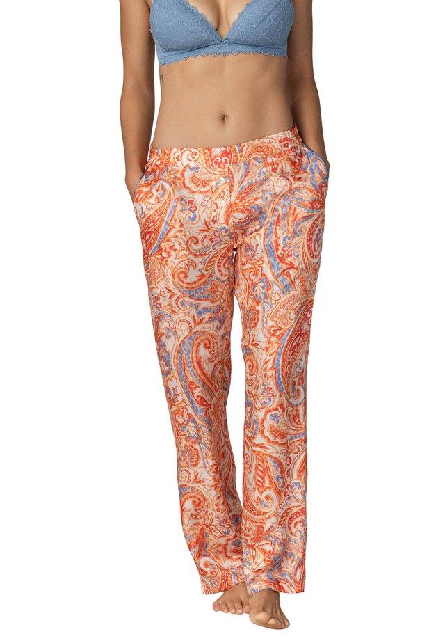 PRISCA - Pyjama bottoms - orange