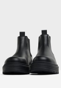 Bershka - Kotníkové boty - black - 3