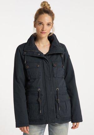 Denim jacket - graphit marine