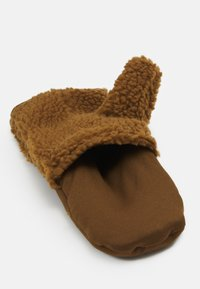 Weekday - STORM MITTENS - Mittens - brown - 2