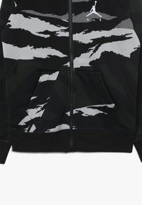 Jordan - WINGS FULL ZIP CAMO - Zip-up hoodie - black - 3