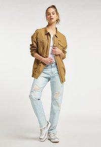 myMo - Summer jacket - dark sand - 1