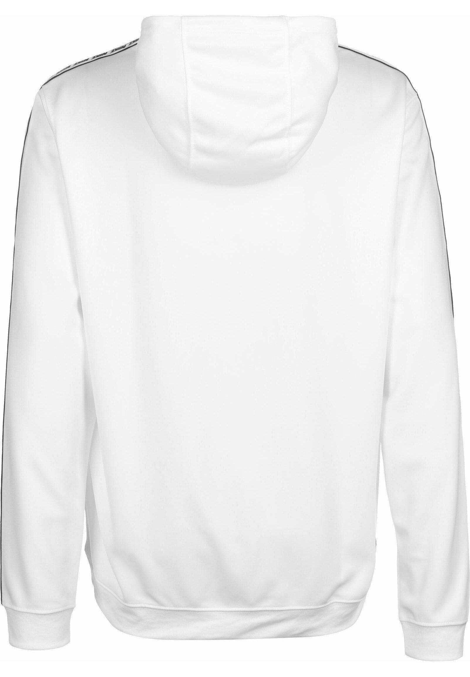 Nike Sportswear NSW REPEAT - veste en sweat zippée - white/black
