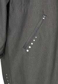 Zizzi - Outdoor jacket - dark grey - 5