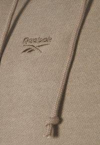 Reebok Classic - HOODIE - Felpa con cappuccio - trek grey - 2