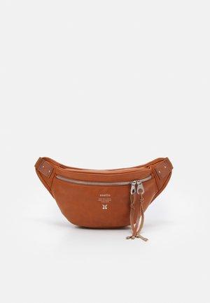 BUMBAG UNISEX - Bum bag - camel