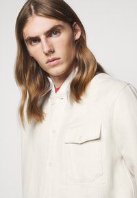 YMC You Must Create - DELINQUENTS COLLAR - Košile - white - 3