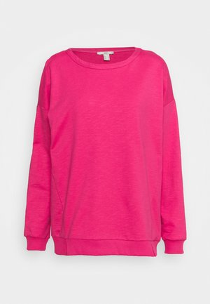 SLUB TERRY - Sweatshirt - blush