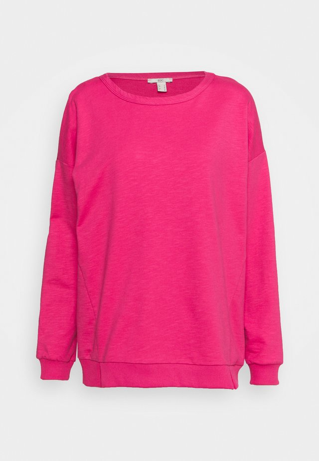 SLUB TERRY - Sweatshirts - blush
