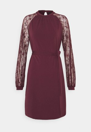 VMALBERTA SHORT DRESS  - Day dress - winetasting