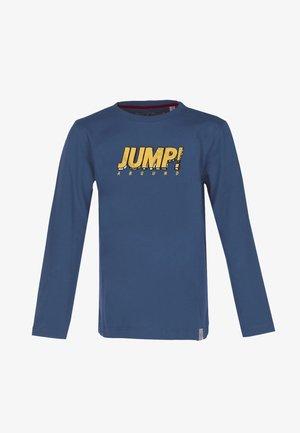 JUMP - Long sleeved top - blue