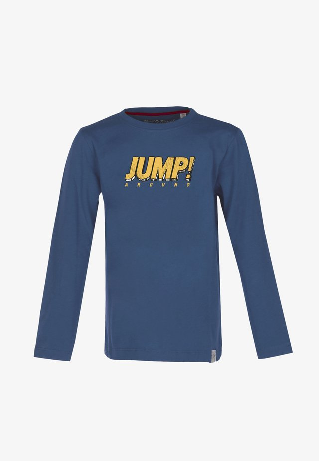 JUMP - Long sleeved top - blue