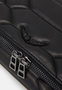 Zadig & Voltaire - ROCK - Across body bag - noir - 6