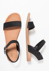 Call it Spring - KASSIAN - Sandály - black - 3