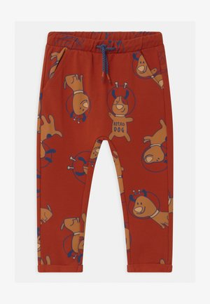 Trousers - ETRUSCAN RED