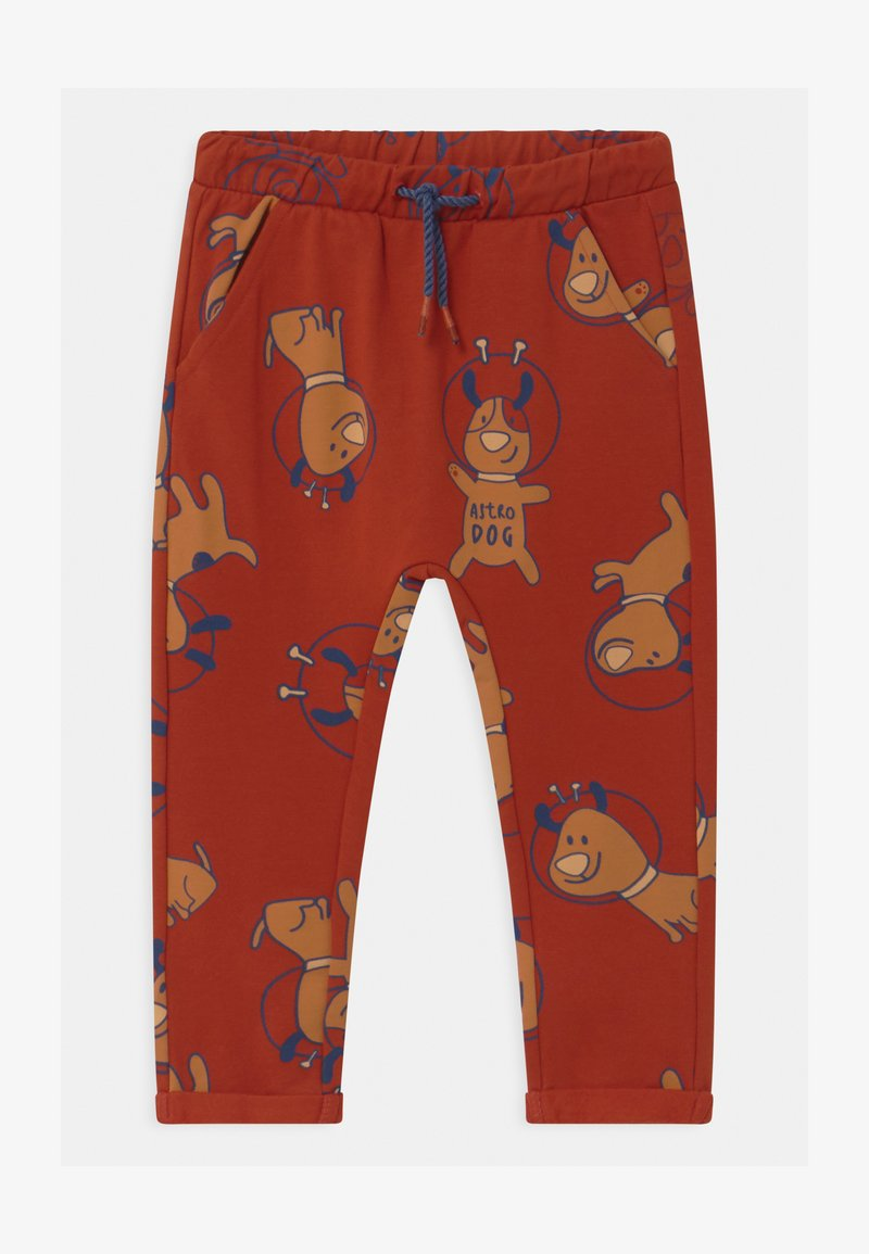 OVS - Trousers - ETRUSCAN RED