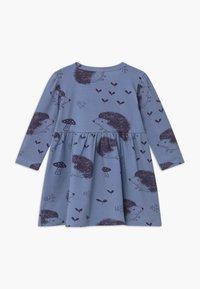 Walkiddy - HAPPY HEDGEHOGS BABY - Jersey dress - blue - 1