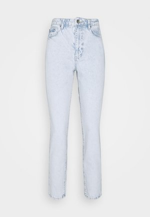 DAGNY HIGHWAIST - Jeans Tapered Fit - bleached blue