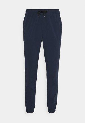 JJIGORDON JJLANE TECHNICAL  - Tracksuit bottoms - navy blazer