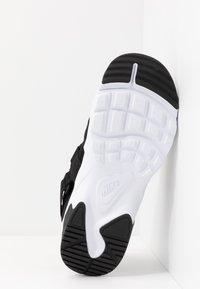 Nike Sportswear - CANYON - Walking sandals - black/white - 4