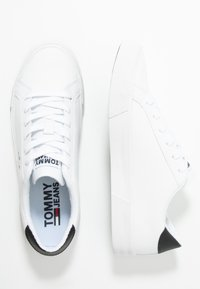 Tommy Jeans - CUT OUT  - Joggesko - white - 1