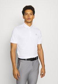 adidas Golf - PERFORMANCE - Polo shirt - white - 0