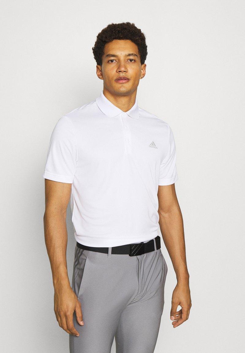 adidas Golf - PERFORMANCE - Polo shirt - white