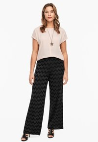 Triangle - Trousers - black - 1