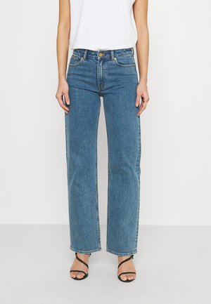 KENDALL - Jeans straight leg - blue