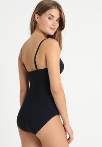 Marc O'Polo - BEACHSUIT SOLIDS - Swimsuit - blueblack - 2