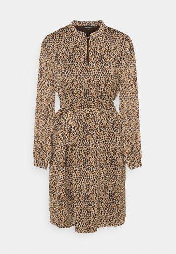 DRESS SHORT - Robe d'été - multi-coloured