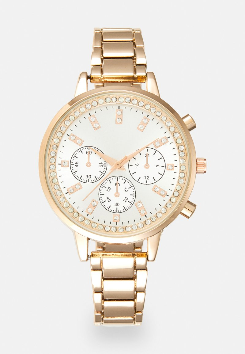 Anna Field - Chronograph watch - rose gold-coloured