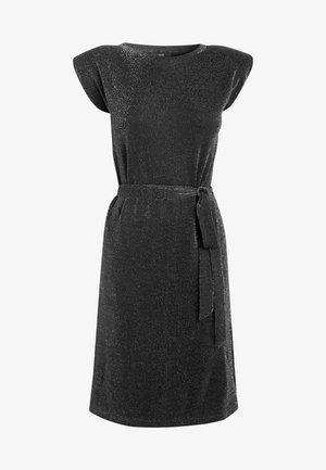 Sukienka z dżerseju - silver
