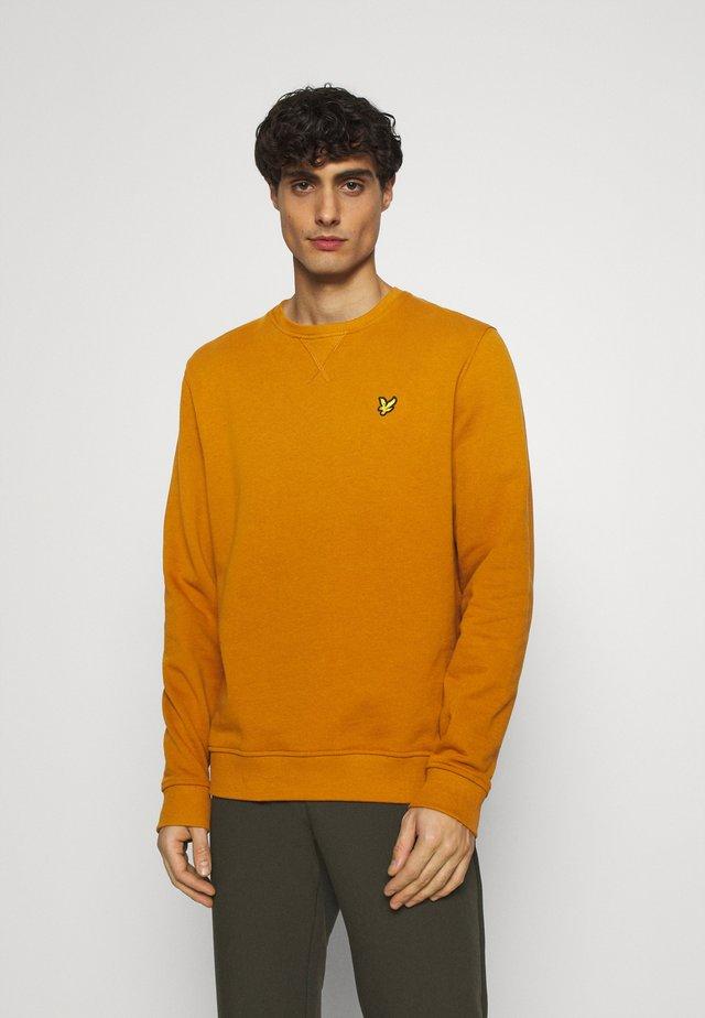 CREW NECK - Sweater - caramel